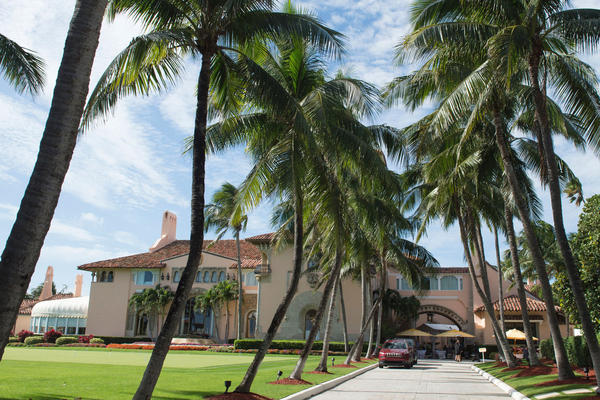 Charities are canceling plans for fundraising events at President Trump's Mar-a-Lago Club. The cancellations come in the wake of his controversial comments about the events in Charlottesville, Va.