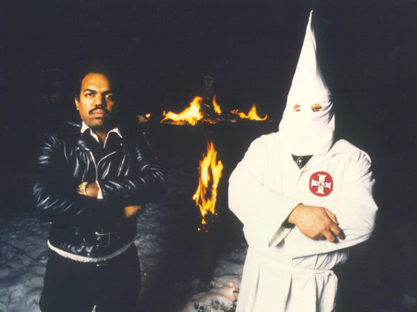 For 30 years, Daryl Davis has spent time befriending members of the Ku Klux Klan. He says 200 Klansmen have given up their robes after talking with him.