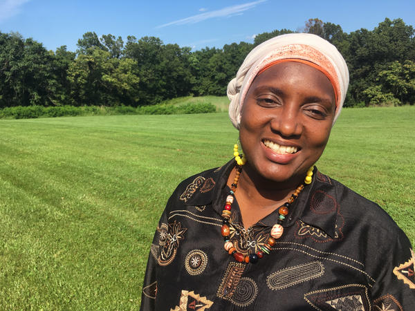 Mariama Conte underwent female genital mutilation when she was 9. She volunteers as a mentor at an annual kids' camp that aims to educate them about the harm caused by FGM.