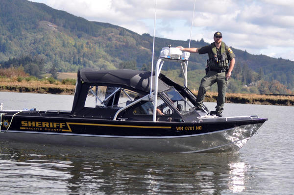 Outdoor enthusiasts sometimes call 911 in rural Pacific County, Washington, and don't know where to direct emergency responders to find them.