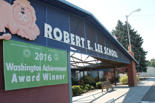Robert E. Lee Elementary in East Wenatchee is the only school in the Northwest with ties to the Confederate South.