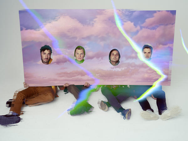 Grizzly Bear's first album in five years is <em>Painted Ruins.</em>