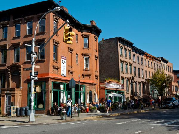 Gentrification brings with it new restaurants, businesses and housing but often pushes out longtime residents.