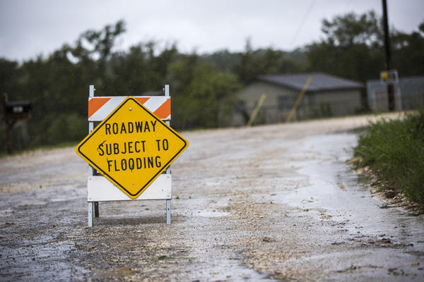 Flooding in Bastrop County has forced residents to evacuate their homes.