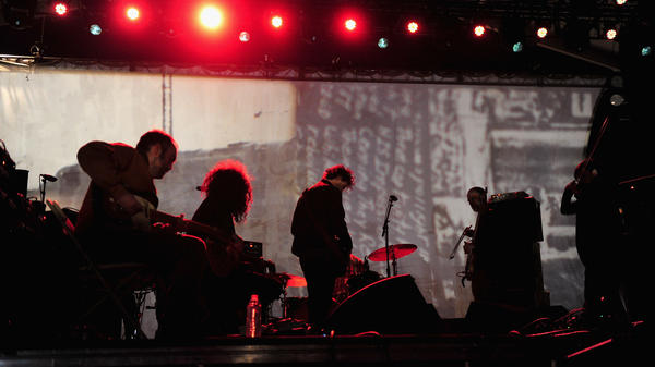 Godspeed You! Black Emperor's new album, <em>Luciferian Towers</em>, comes out Sept. 22.