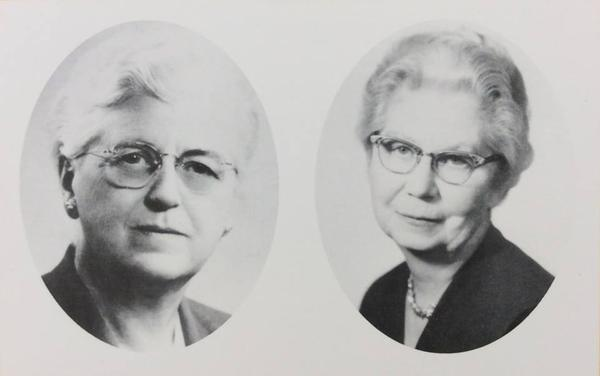 Dr. Pearl Kendrick and Dr. Grace Eldering developed the first successful vaccine for whooping cough.