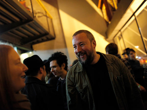 Vice founder Shane Smith attends the premiere screening for the MTV series <em>The Vice Guide To Everything</em> in New York City in December 2010. Vice's new documentary series on HBO launches Friday.