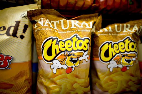 """""""Natural"""" Cheetos: an edible oxymoron?"""