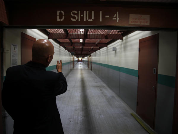 In the Secure Housing Unit (SHU) of Pelican Bay State Prison, inmates spend 23 hours a day alone in their cells.