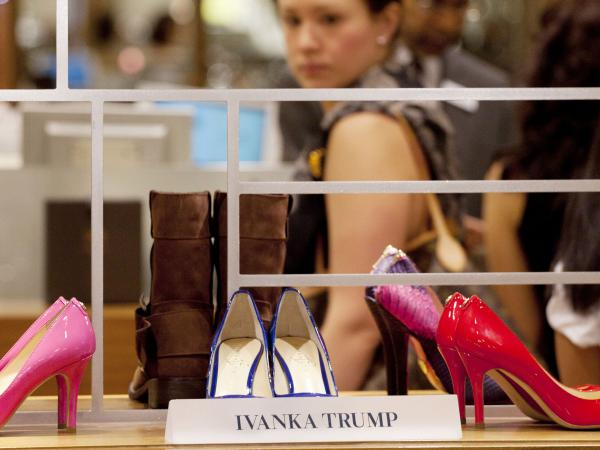 "Ivanka Trump's brand has been the target of boycotts and ""buycotts"" in recent months, as Americans have been expressing their values with their wallets."