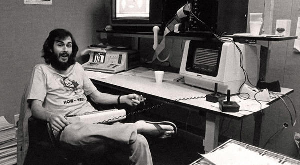 Howard Scott Warshaw was working at Atari in 1982 when Steven Spielberg asked him to design a video game adaptation of <em>E.T.</em>