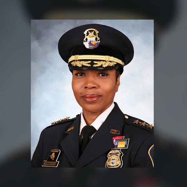 Renee Hall has been hired as police chief in Dallas, after a stint as deputy chief in Detroit.