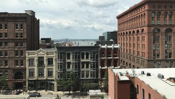 """There's been a lot of <a href=""""http://www.kansascity.com/news/business/development/article53760220.html"""">public and private investment</a> in Kansas City's downtown since the 1990s."""