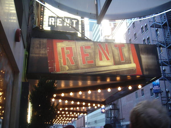 "The Barn Theatre in Augusta is putting on the musical ""Rent"" as its last summer show."