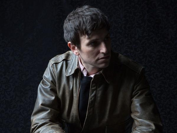 Kip Berman, frontman for The Pains Of Being Pure At Heart. The band's new album, <em>The Echo Of Pleasure, </em>is out Sep. 1.