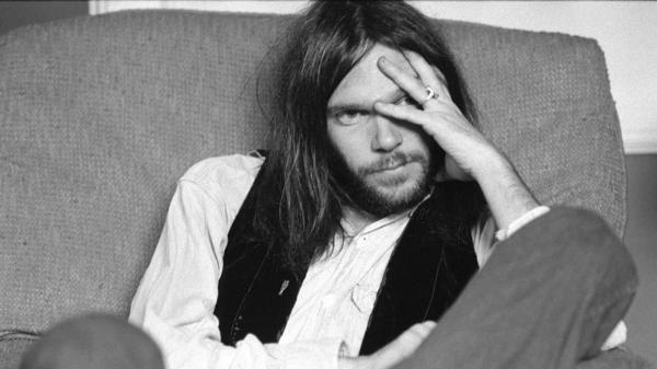 Neil Young's <em>Hitchhiker </em>is out Sept. 8.