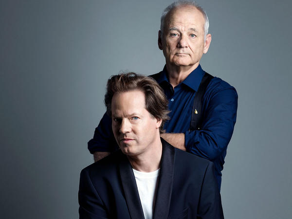On the upcoming album <em>New Worlds</em>, actor and comedian Bill Murray teams up with cellist Jan Vogler and friends for music by Bernstein and Gershwin and poetry and prose by Whitman and Twain.