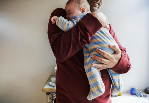 College-educated new dads are more likely to be older, with an average age of 33.