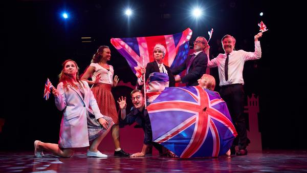 <em>Brexit: The Musical, </em>written by EU trade lawyer Chris Bryant and directed by Bronagh Lagan, debuted at the Edinburgh Festival Fringe in August in Scotland.