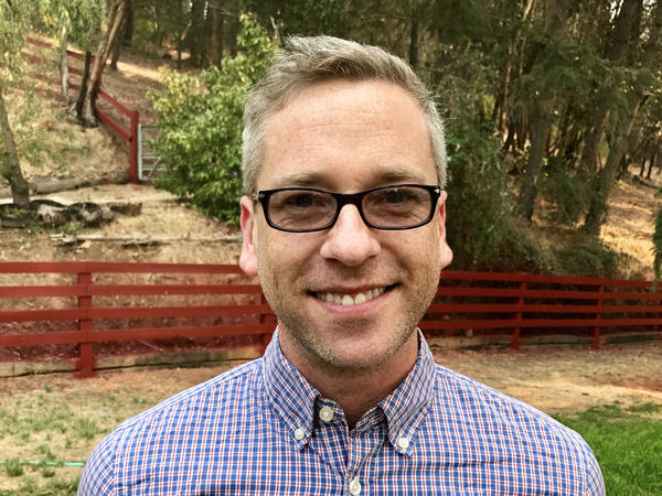 Michael Bennion served as associate director for fiscal planning at Washington state's Guaranteed Education Tuition program until he was let go earlier this month.