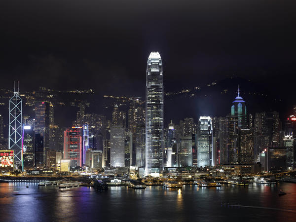 Hong Kong in 2012. The territory's public-service broadcaster will replace the BBC with the China National News, broadcast in Mandarin, China's official language, instead of the Cantonese dialect more commonly spoken in Hong Kong.