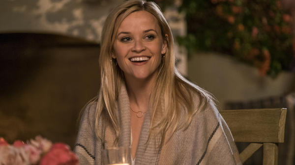 "<em>Home Again</em> stars Reese Witherspoon as a freshly separated woman who opens her home to three young filmmakers. ""She can make any word relatable,"" Meyers-Shyer says of the actress. ""She can really say anything and you are with her."""