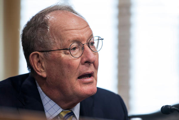 Sen. Lamar Alexander, R-Tenn., is working with Patty Murray, D-Wash., on a bill to stabilize the health insurance market.