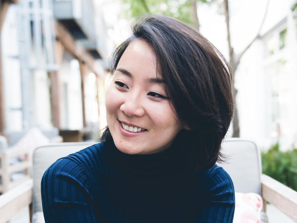 Marie Lu says it's fitting — given her tendency to write dark, dystopian novels — that she was born in the year 1984.