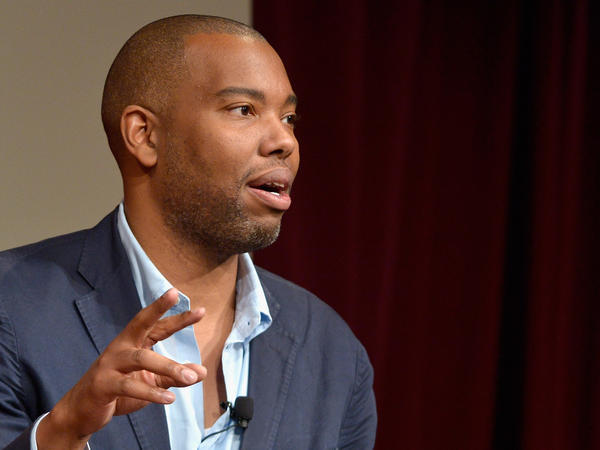 "Author Ta-Nehisi Coates says of Trump voters: ""I think if you say, 'Well yeah, Donald Trump ran a racist campaign, but I voted for him despite that,' that is to say that having somebody who runs that type of campaign is not a disqualifier to you."""