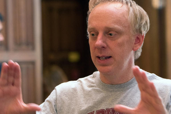 Mike White's other writing credits include <em>The Emoji Movie</em> and several episodes of <em>Freaks and Geeks</em> and <em>Dawson's Creek</em>.