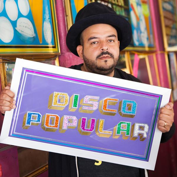 Mexican DJ/Producer Camilo Lara
