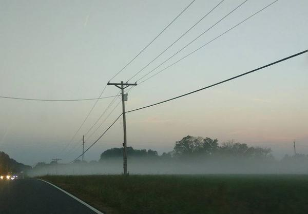Wind could have the biggest effect on power lines, Duke Energy says.