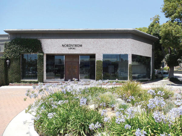 The Nordstrom Local concept store in West Hollywood, Calif., is set to open on Oct. 3.