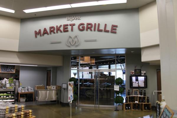 Hy-Vee has opened 115 Market Grille restaurants in its grocery stores, including this one in Columbia, Mo., in an effort to provide a more full-service food experience for its customers.