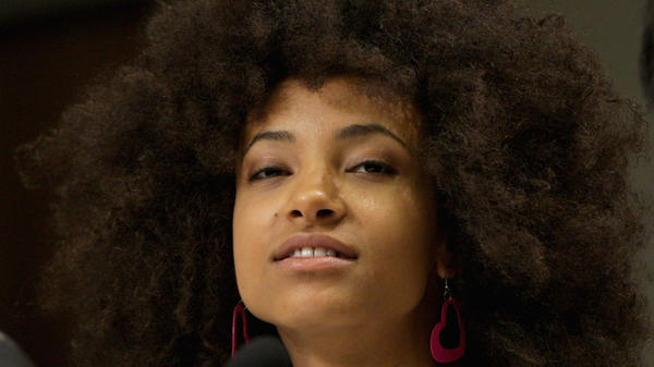 Esperanza Spalding in Oslo, Norway in 2009.