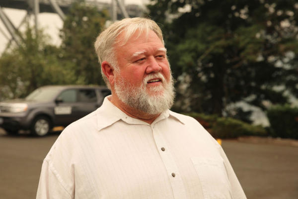 <p>Cascade Locks Mayor Tom Cramblett says most residents aren't getting a paycheck while the fire burns – that's tens of thousands of dollars a day, not coming in.</p>