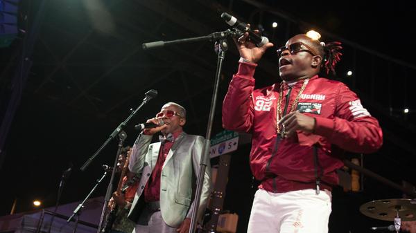 Tribu Baharu performing live at Nuevofest 2017 in Philadelphia, PA.