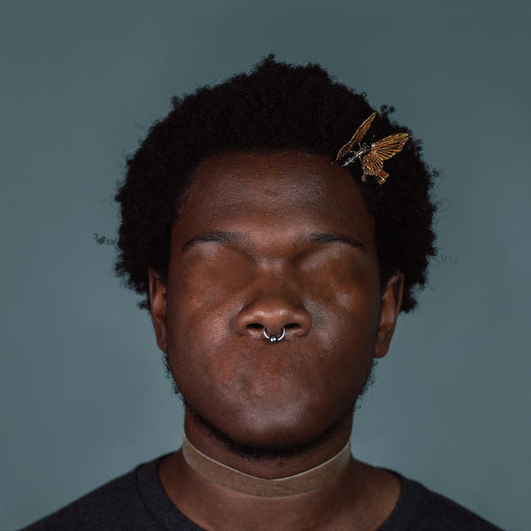The cover of Shamir's new album <em>Revelations</em>, out November 3.