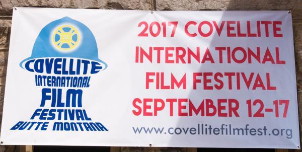 Covellite International Film Festival in Butte, MT.