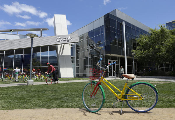 """""""The lawsuit appears to be the first to make class action sex bias claims against Google,"""" according to Reuters."""