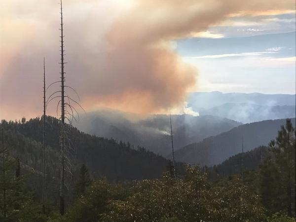 <p>The Chetco Bar Fire reached 53 percent containment as of Sept. 18, 2017.</p>