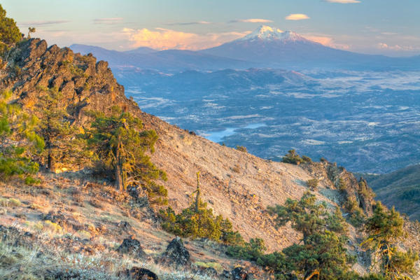 <p>The Cascade-Siskiyou National Monument in southern Oregon is located at the crossroads of the Cascade, Klamath and Siskiyou mountain ranges.</p>