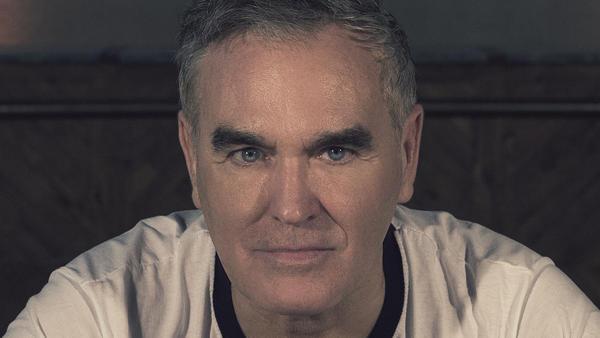 Morrissey's new album, <em>Low In High School</em>, comes out Nov. 17.