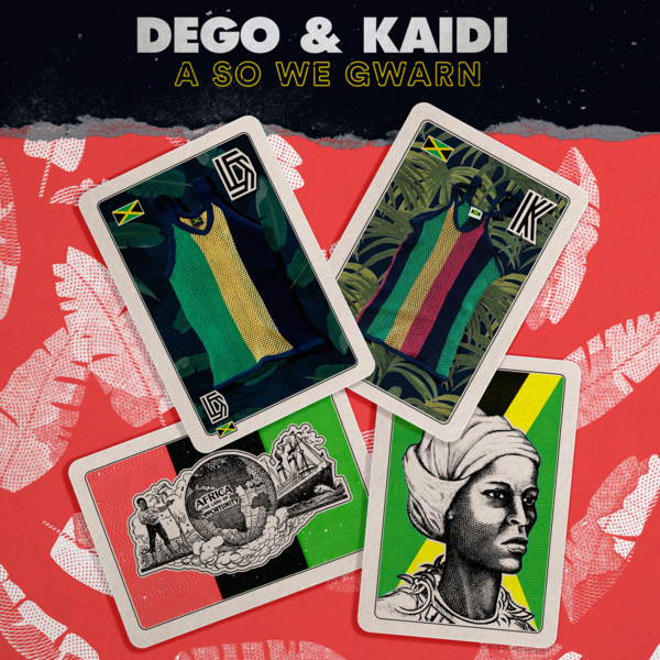 Dego & Kaidi, <em>A So We Gwarn</em>