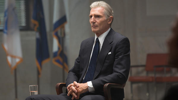 A Very Particular Set of Skills: Liam Neeson is <em>Mark Felt: The Man Who Brought Down The White House</em>