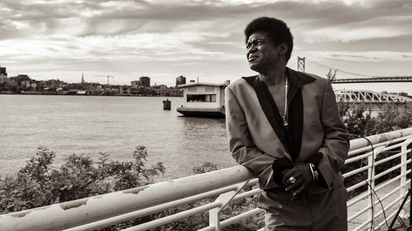 Charles Bradley at the 2017 XPoNential Music Festival