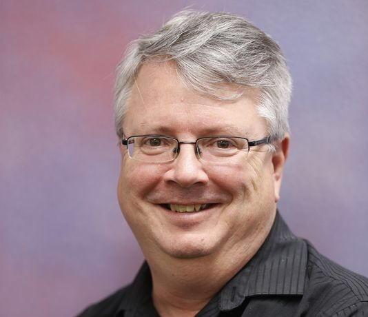 Former El Paso Times executive editor, Bob Moore