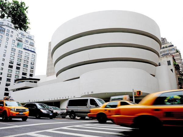 New York's Guggenheim Museum announced Monday that it was removing three works from its upcoming exhibit of contemporary art from China. Animal rights activists said the works depicted cruelty to animals.
