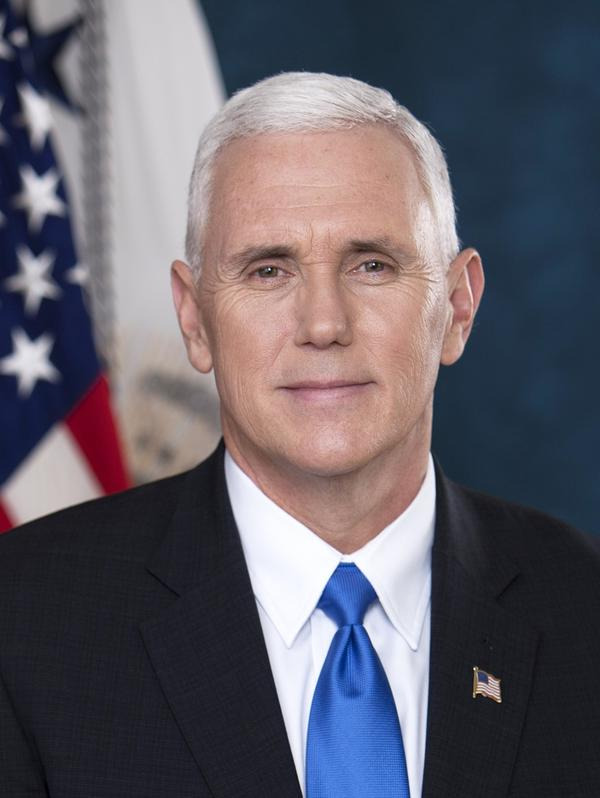 Vice President Mike Pence will speak Thursday afternoon in Auburn Hills.