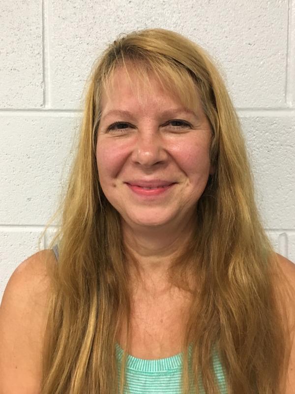 Detectives believe Sheila Keen Warren was the clown who shot and killed Marlene Warren in Florida in 1990. This photo of Keen Warren was taken after her arrest Tuesday in Abingdon, Va.